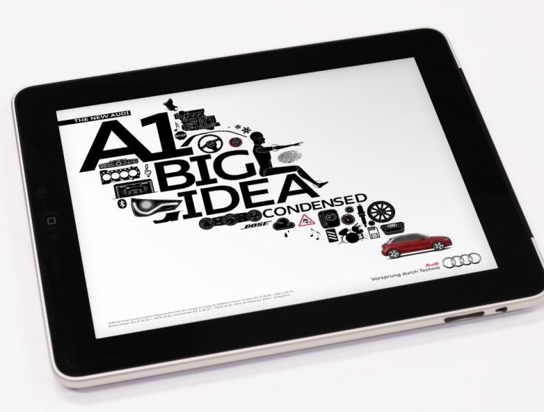 Audi A1 Big Idea Condensed