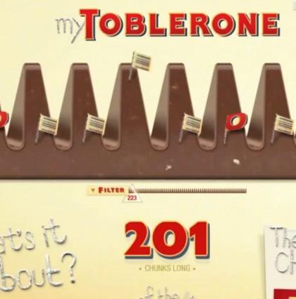 My Toblerone