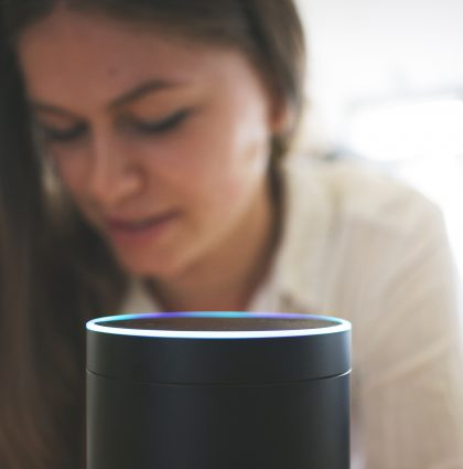 Replacing people with Voice Assistants